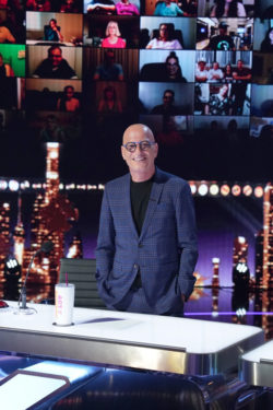 Howie Mandel Gives Update on Simon Cowell
