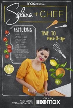 Selena + Chef on HBO Max