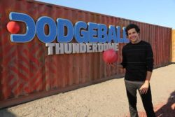 Dodgeball Thunderdome Debuts Tonight on Discovery