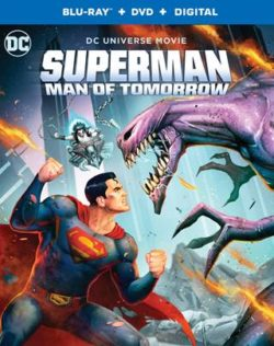 Superman Man of Tomorrow Out on Digital