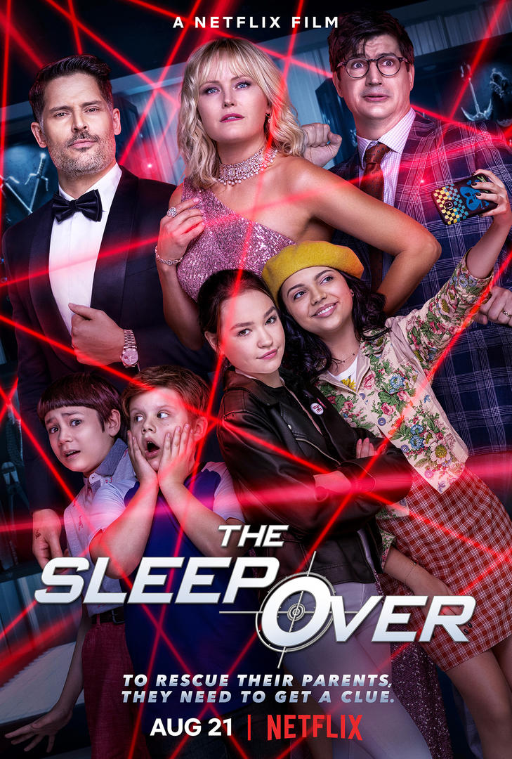 What to Watch: The Sleepover on Netflix