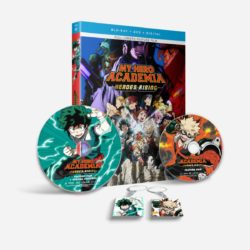 My Hero Academia: Heroes Rising Coming to DVD and Digital