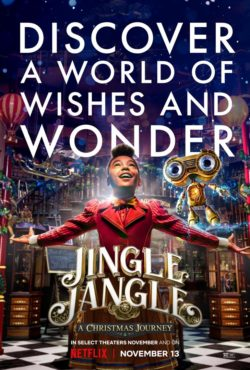 What to Watch: Jingle Jangle A Christmas Journey
