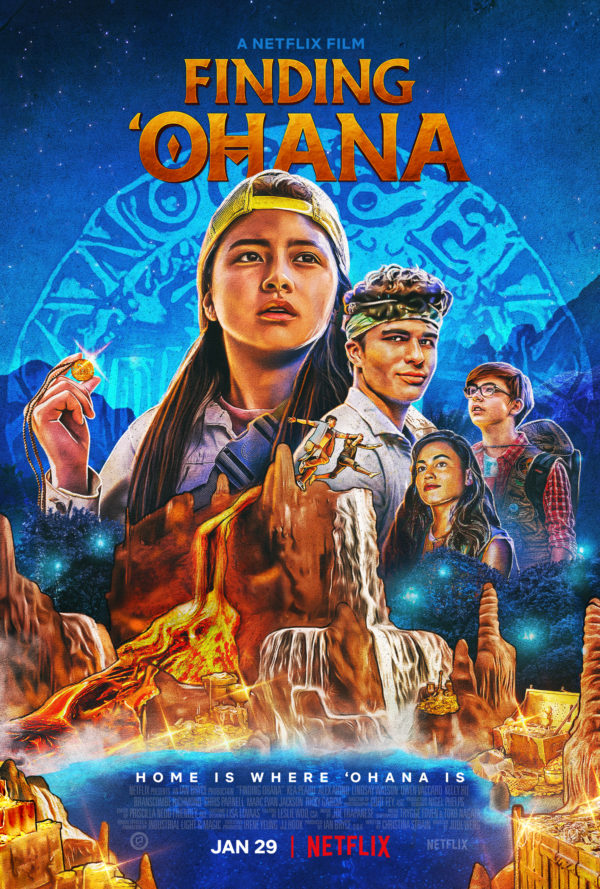 What To Watch: Finding Ohana