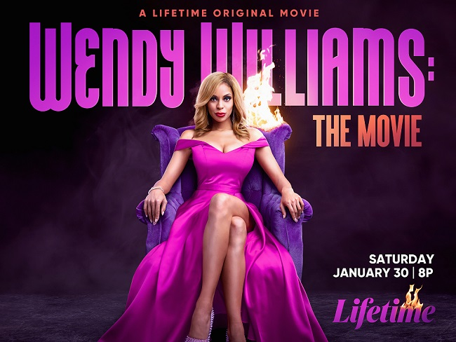 Wendy Williams Biopics to Air on Lifetime