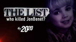 20/20 to Air New JonBenet Ramsey Special