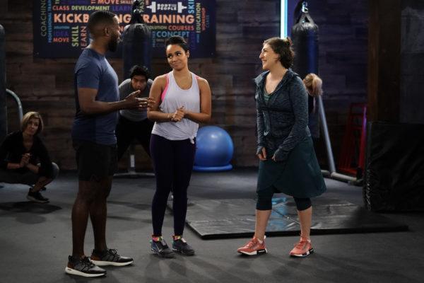 ICMYI: Call Me Kat Recap for Gym