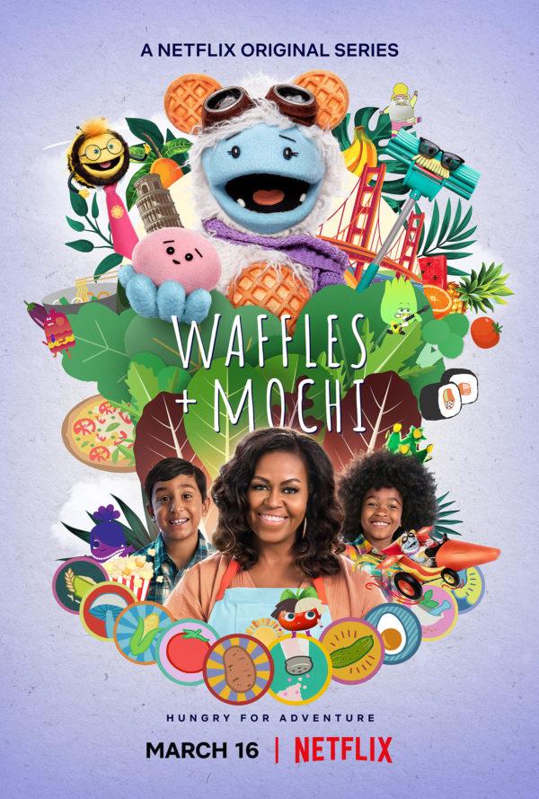 Sneak Peek: Waffles + Mochi