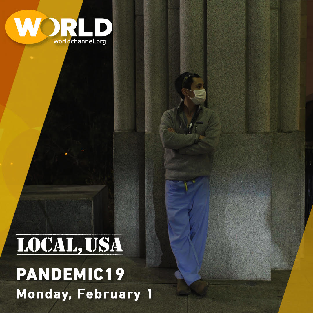 World Channel to Air Pandemic19 Tonight