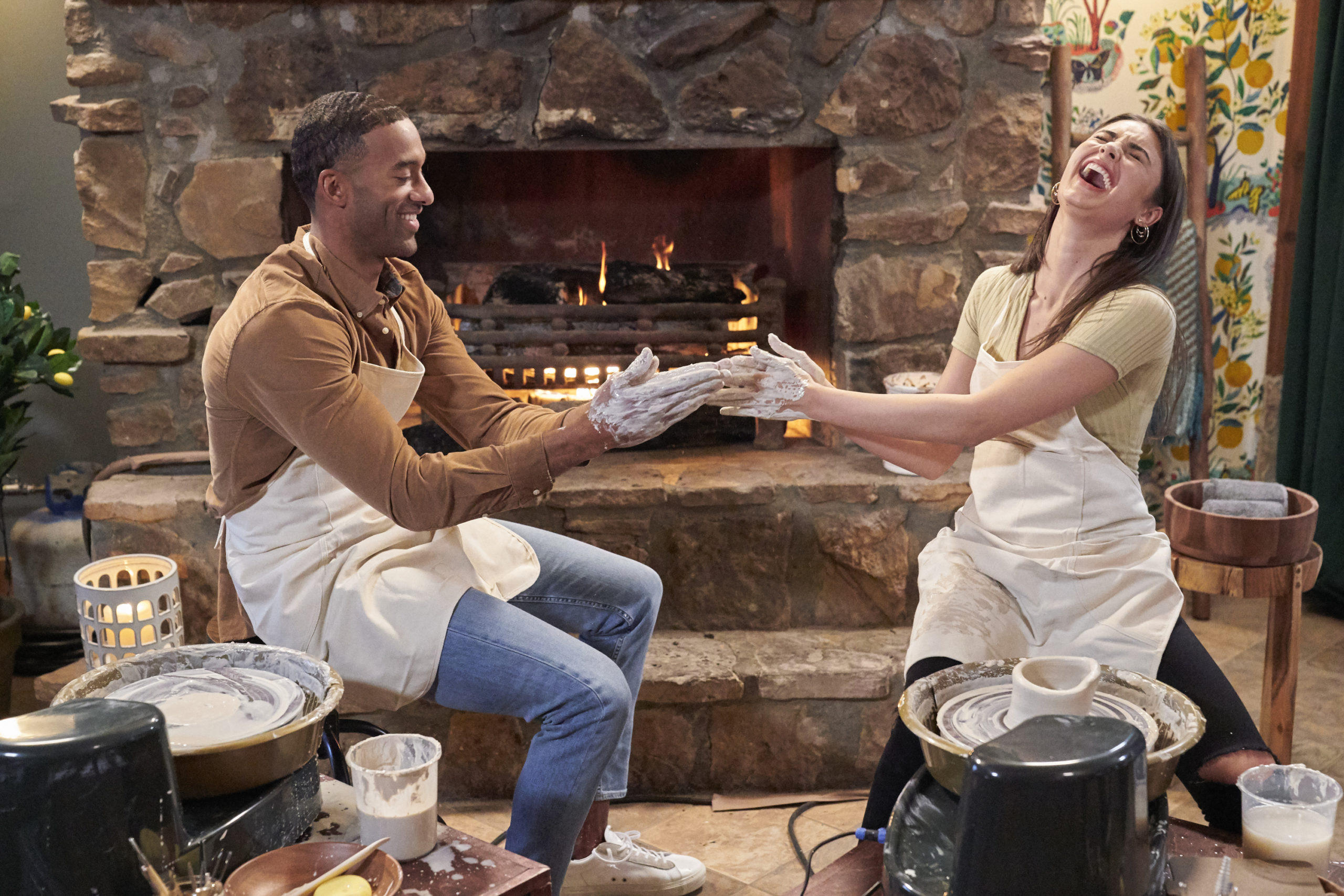 The Bachelor Recap for 3/8/21: The Fantasy Suite Dates