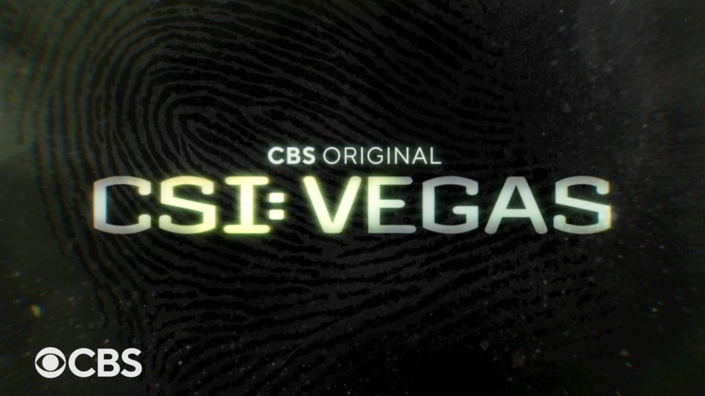 CSI: Vegas Gets CBS Order