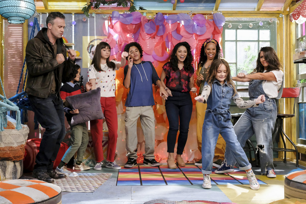 ICYMI: Punky Brewster Recap for The Treehouse That Punky Built