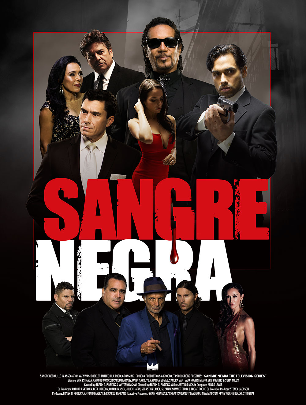Celebrity Spotlight: Sangre Negra's Ricardo Herranz and Antonio McKay