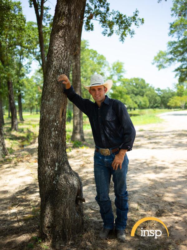 Celebrity Spotlight: Meet Ultimate Cowboy Showdown's Hunter Arnold