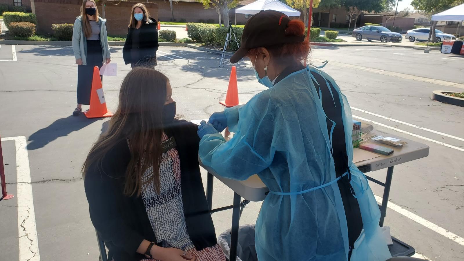 No-Cost COVID-19 Antibody Testing & PULS Cardiac Testing event in Chino Hills