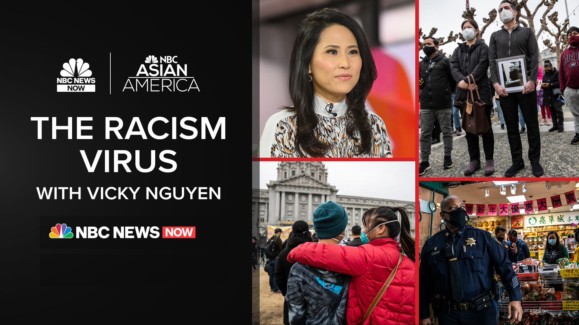 ICYMI: Highlights from NBC News NOW's The Racism Virus