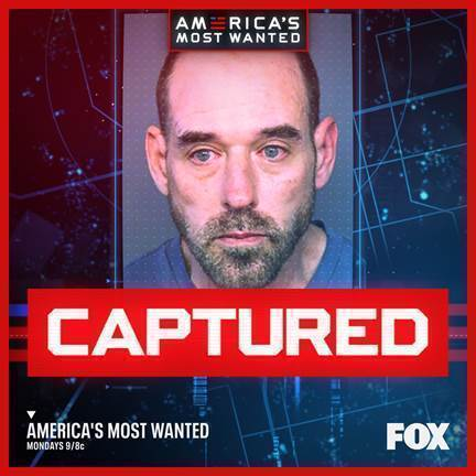 BREAKING: America's Most Wanted Captures Its 1187th Criminal!