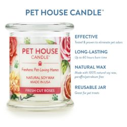 Sammi's Favorite Things: One Fur All Pet House Candles