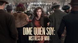 Celebrity Spotlight: Dime Quién Soy: Mistress of War's Irene Escolar