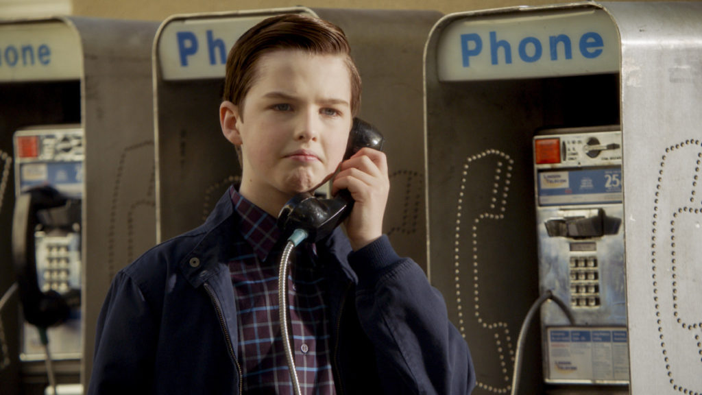ICYMI: Young Sheldon Recap for Mitch's Son and the Unconditional Approval of a Government Agency
