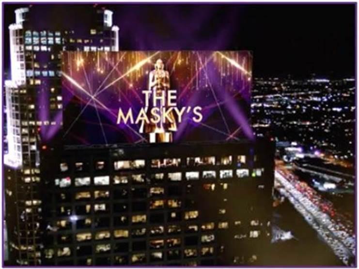 The Masked Singer Masky Awards to Air Tomorrow