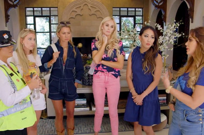 The Real Housewives of Dallas Recap for Bigfoot, Better Drama