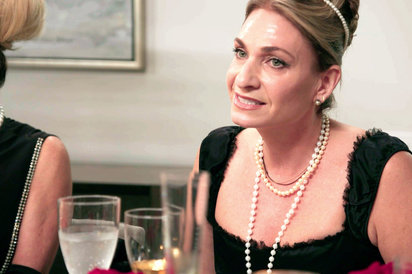 The Real Housewives of New York City Recap for Putting the Tiff in Tiffany's