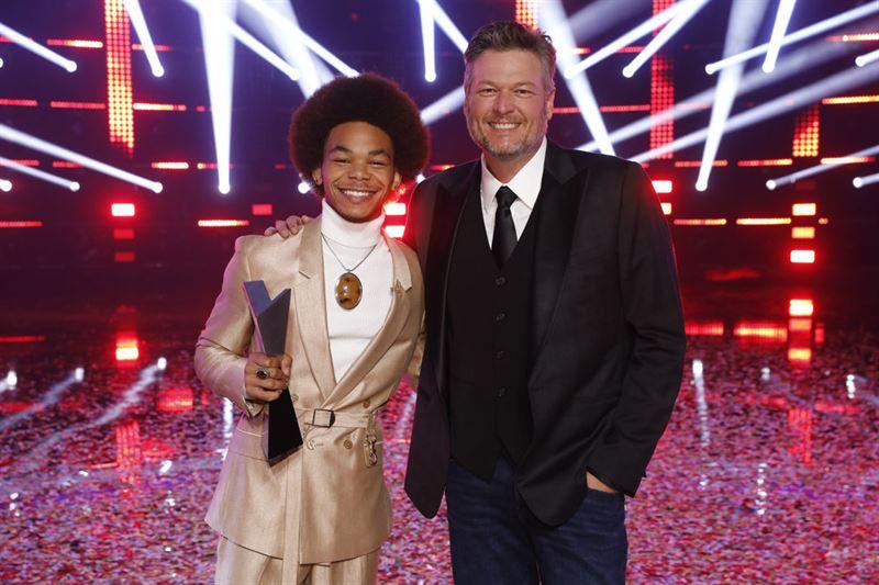 ICYMI: Cam Anthony Wins The Voice
