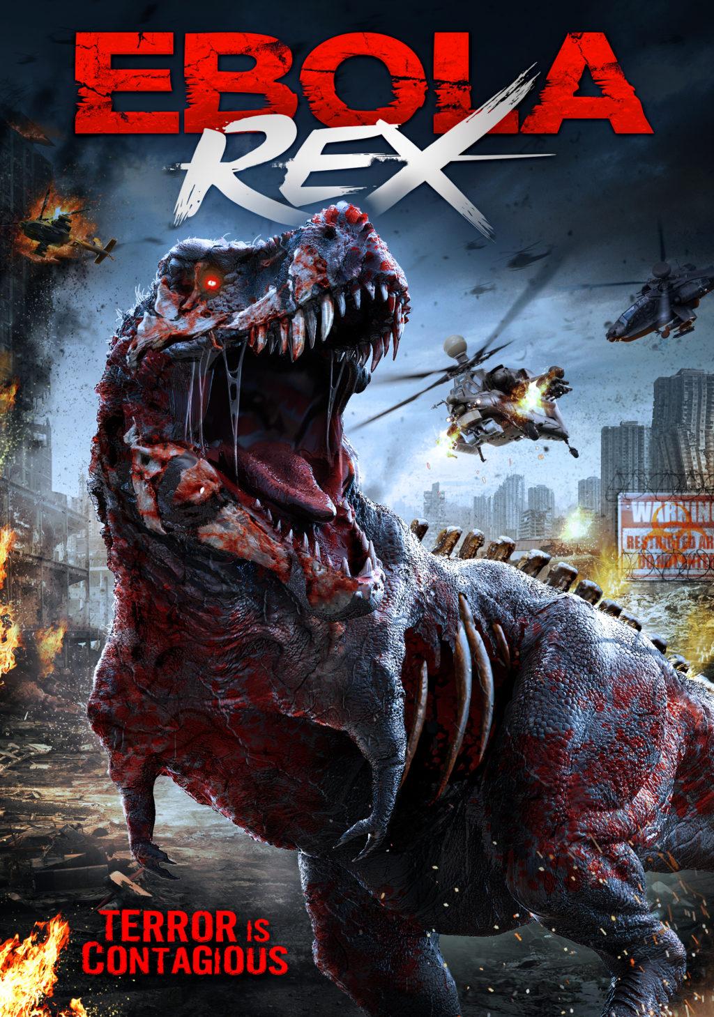Ebola Rex Sneak Peek