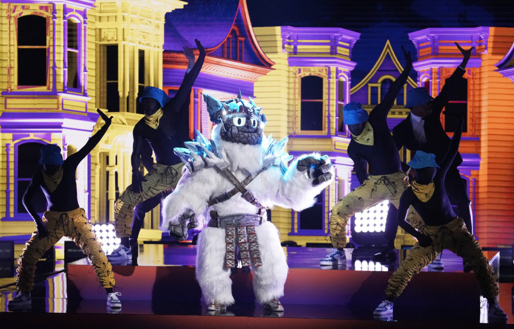 The Masked Singer Recap for The Spicy Six