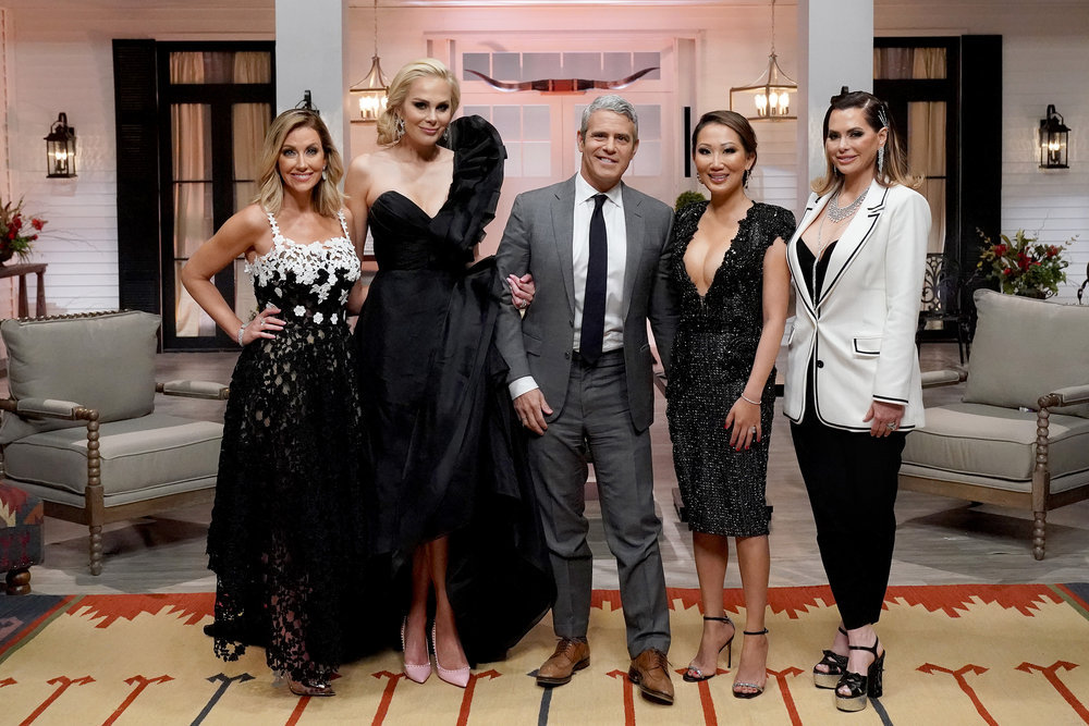 The Real Housewives of Dallas Season Five Reunion Part 1