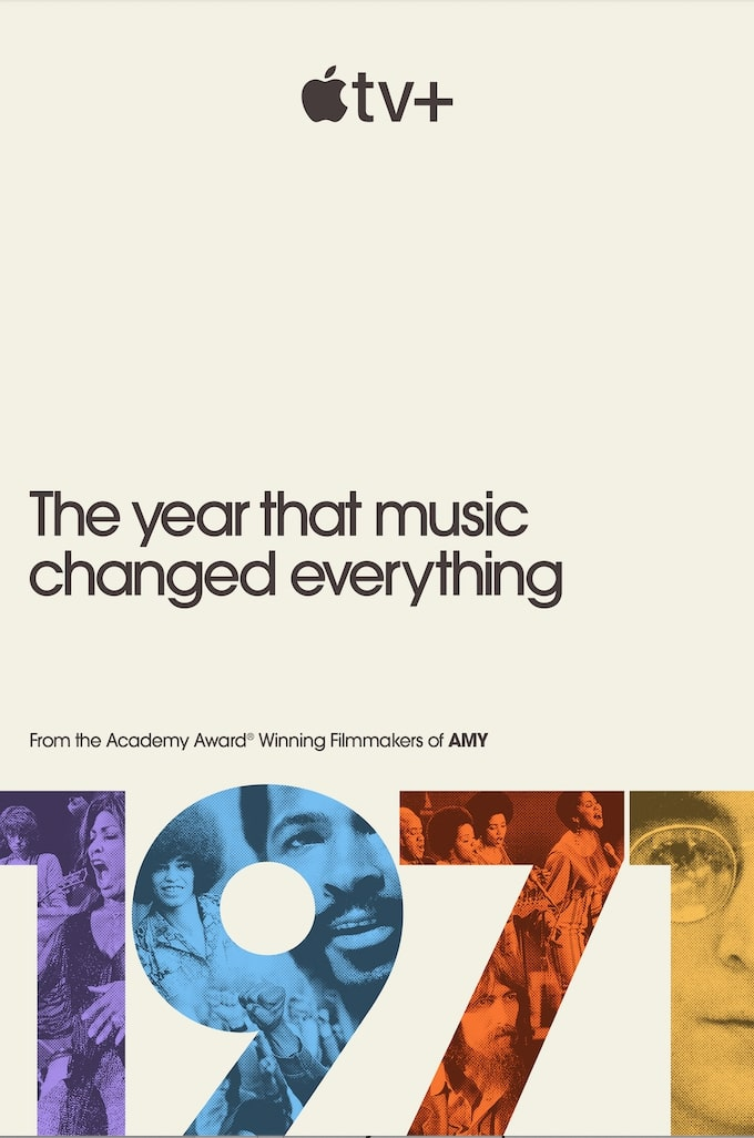 What To Watch: 1971: The Year That Music Changed Everything