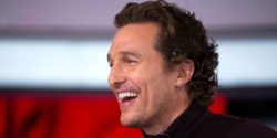Matthew McConaughey Visits The Carlos Watson Show