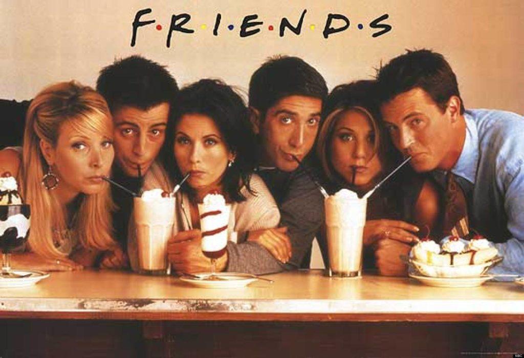 Friends Reunion Sets a Date