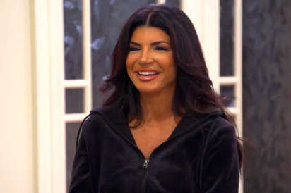 The Real Housewives of New Jersey Recap for Teresa's Mystery Man