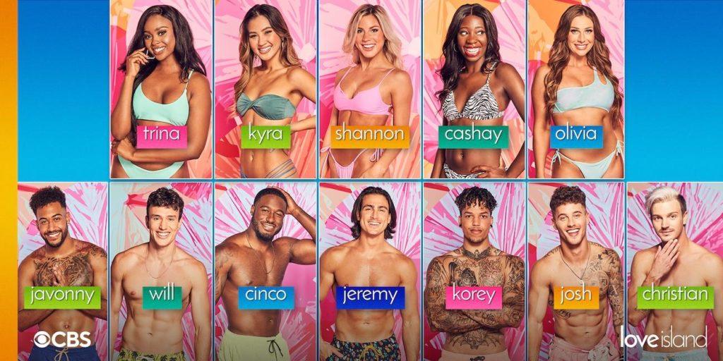 Love Island Season Two Cast Revealed