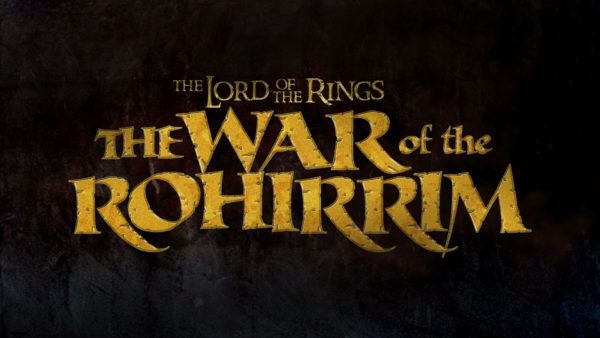 Lord of the Rings Anime Special Coming Out
