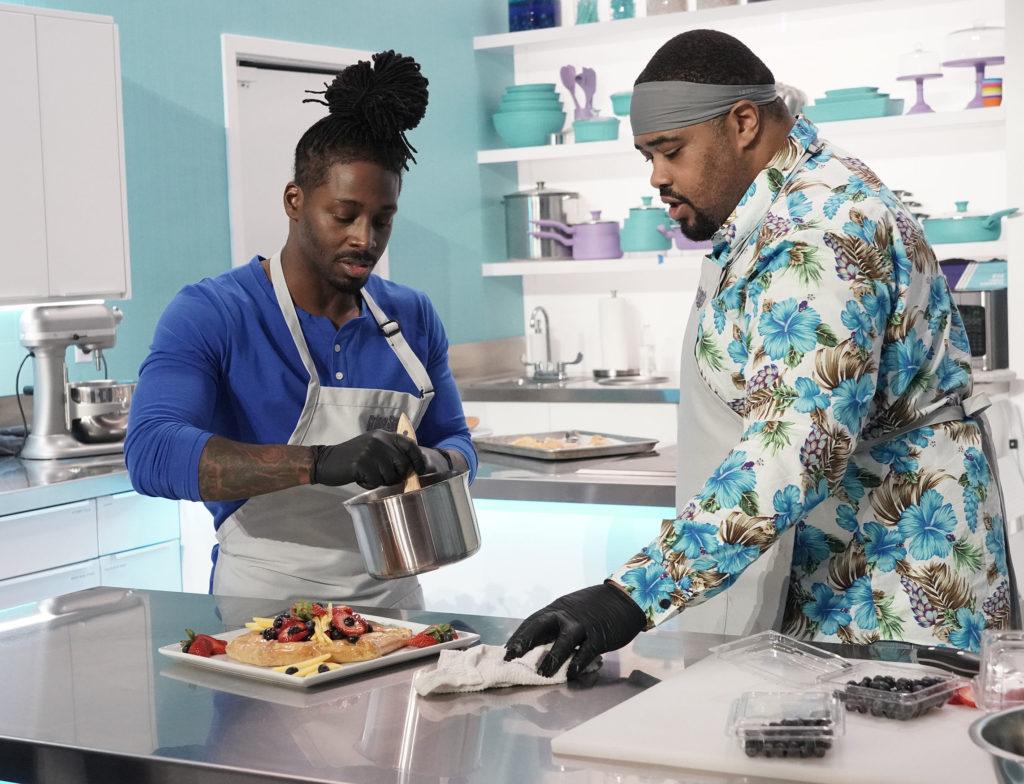 Crime Scene Kitchen Recap for June 16, 2021