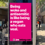 Jewbelong.com launches a multi-platform anti-semitism campaign starting in June and running through July