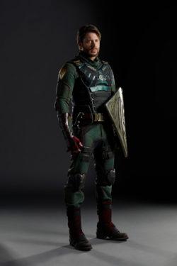 Jensen Ackles's Super Suit For The Boys Revealed!