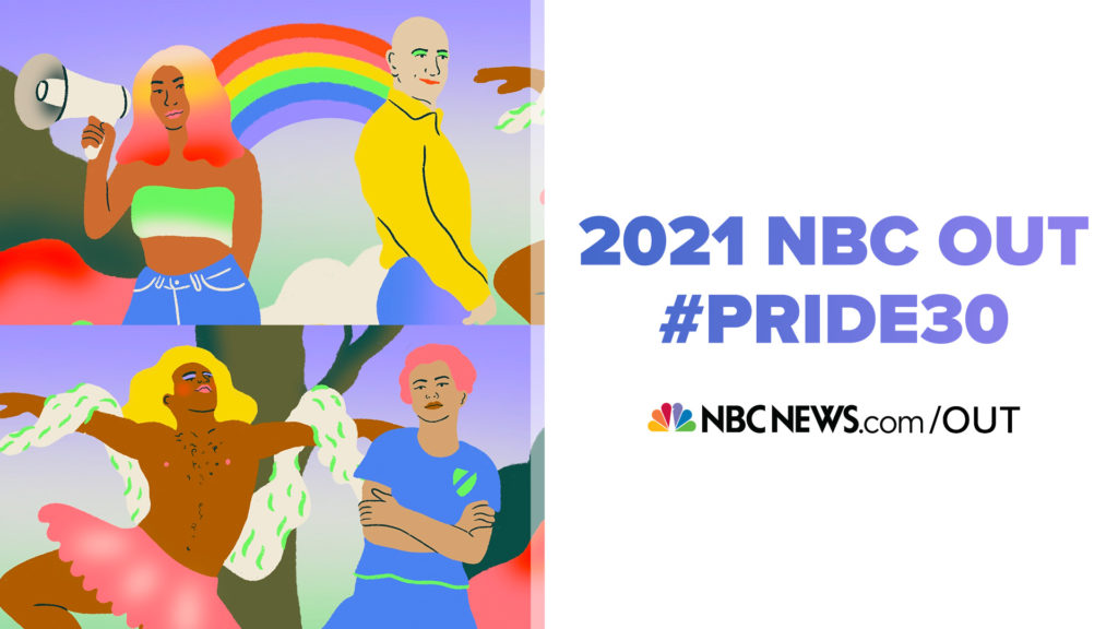 NBC Out Releases Its #Pride30 List