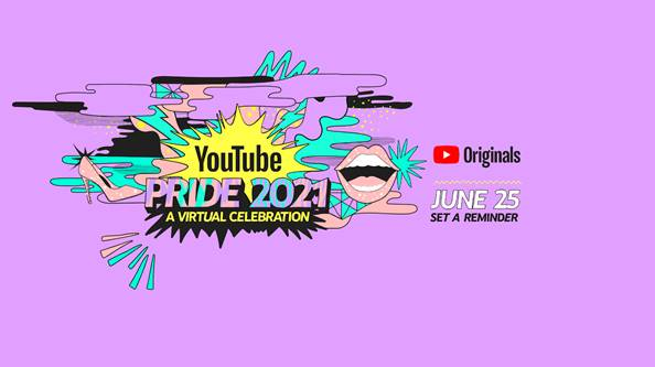 Youtube Pride 2021: Late-Breaking News