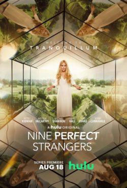 Nine Perfect Strangers Trailer Released