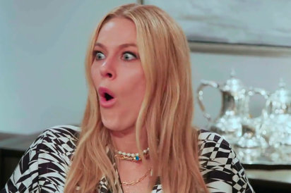 Real Housewives of New York City Recap for How Nude