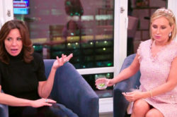 The Real Housewives of New York City Recap for Electile Dysfunction