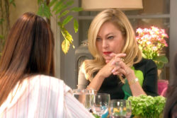 The Real Housewives of Beverly Hills Recap for The Good, The Bad and the Ugly Leather Pants