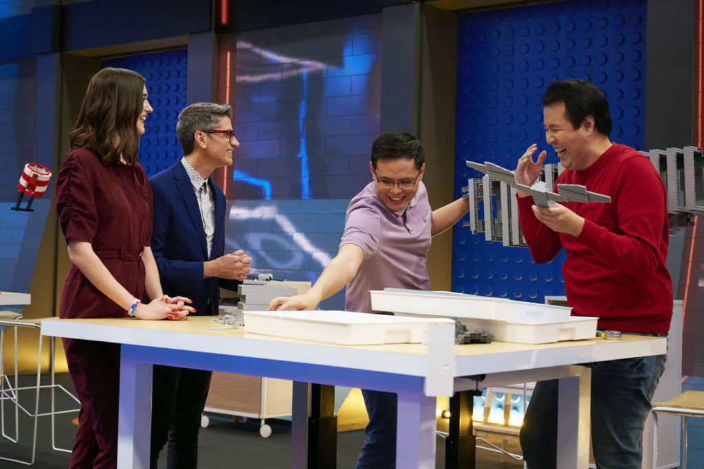 Lego Masters Recap for July 6, 2021