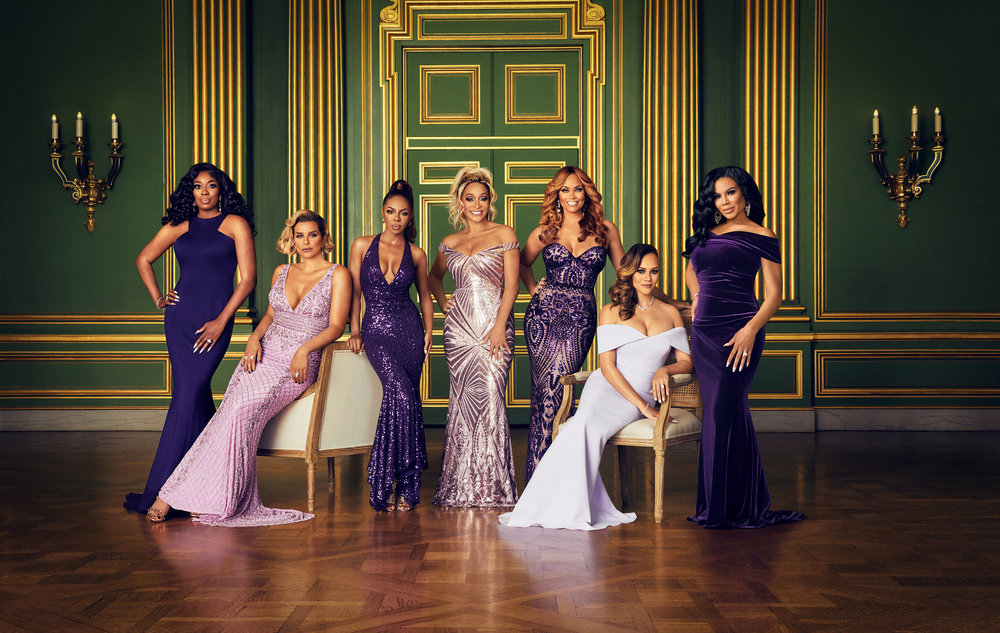The Real Housewives of Potomac: The Highlights for Gossip Girl