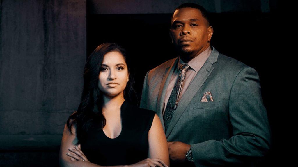 Celebrity Spotlight: Chris Anderson and Fatima Silva
