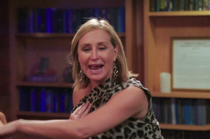The Real Housewives of New York City Recap for Light as a Feather, Stiff as a Bored